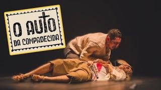 #VLOG - O Auto da Compadecida + tour pelo teatro Arthur Azevedo ????