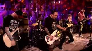 "An exclusive clip of New Found Glory performing ""Listen To Your Fri..."
