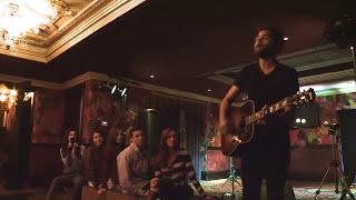 Passenger perfroms