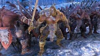 300 СПАРТАНЦЕВ И ЖИВОТНАЯ ЯРОСТЬ ► Ultimate Epic Battle Simulator #3