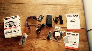 Tramigo T23 Vehicles Tracking Device with GPS