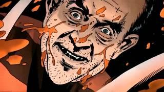 Комикс: Рассказы ужасов часть 2 Подражатель (Кошмар на улице вязов)