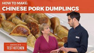 How to Make Pork Dumplings From Scratch