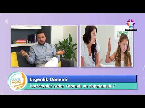 Ergenlik Psikolojisi - Euro Star Tv- Psk. M. Berk KARAOĞLU