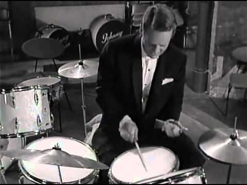 Patrick McGoohan drum solo