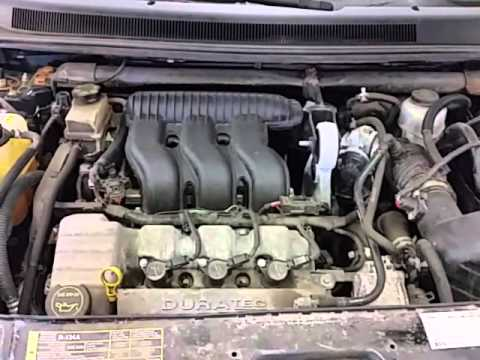 BG0727  2005 Ford Freestyle Limited  30L  YouTube