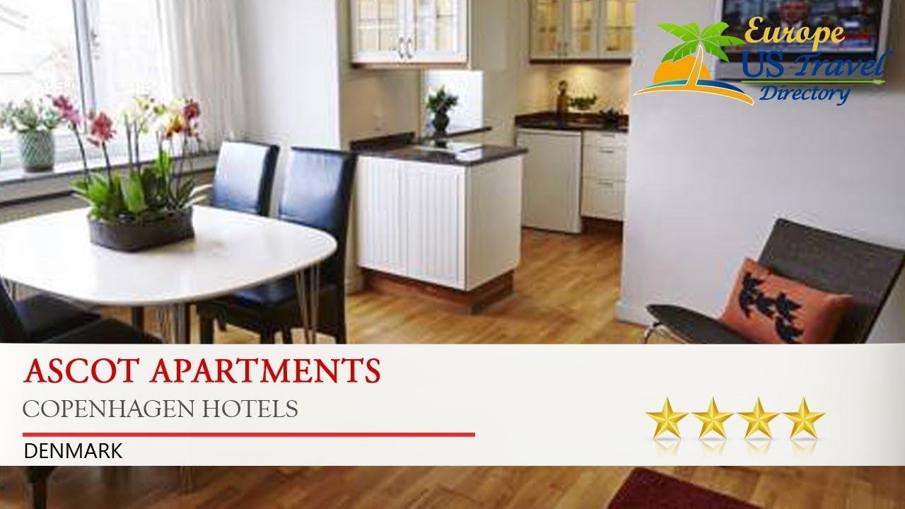 Ascot Apartments   Copenhagen Hotels, Denmark