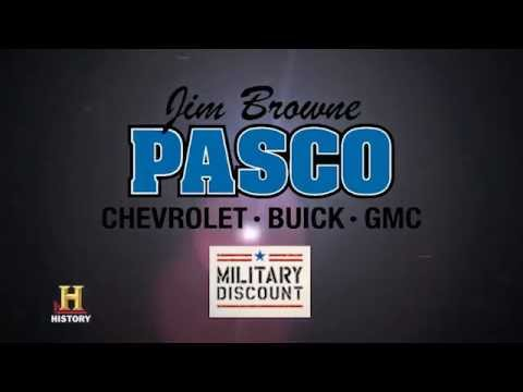 History The World Wars Brought to you Locally by Jim Browne Pasco Chevrolet Buick GMC