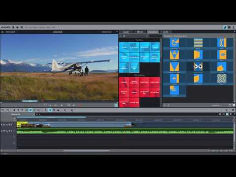 MAGIX Movie Edit Pro – Introductory video Tutorial (2019)