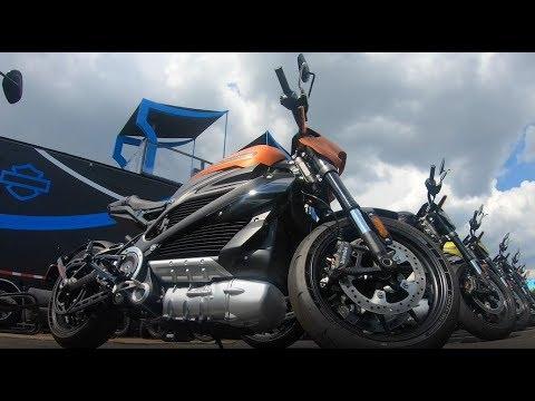 Formula E NYC E-Prix | Harley-Davidson