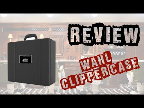MUST WATCH REVIEW: NEW WAHL CLIPPER TRAVEL CASE