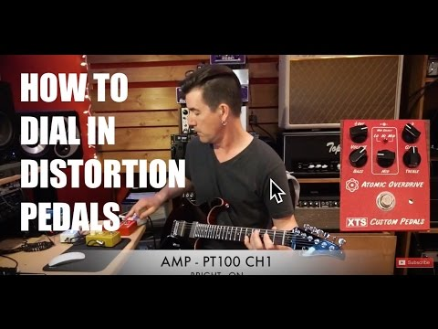 How To (And Now NOT To) Use Distortion Pedals TONE SECRETS 2 pt 2