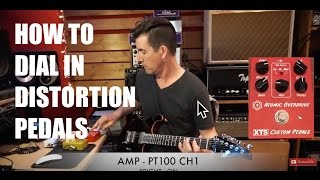 How To (And Now NOT To) Use Distortion Pedals TONE SECRETS #3