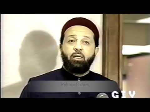 Imam Abdullah Hakim Quick - Jihad and Islamic State are part of Islam