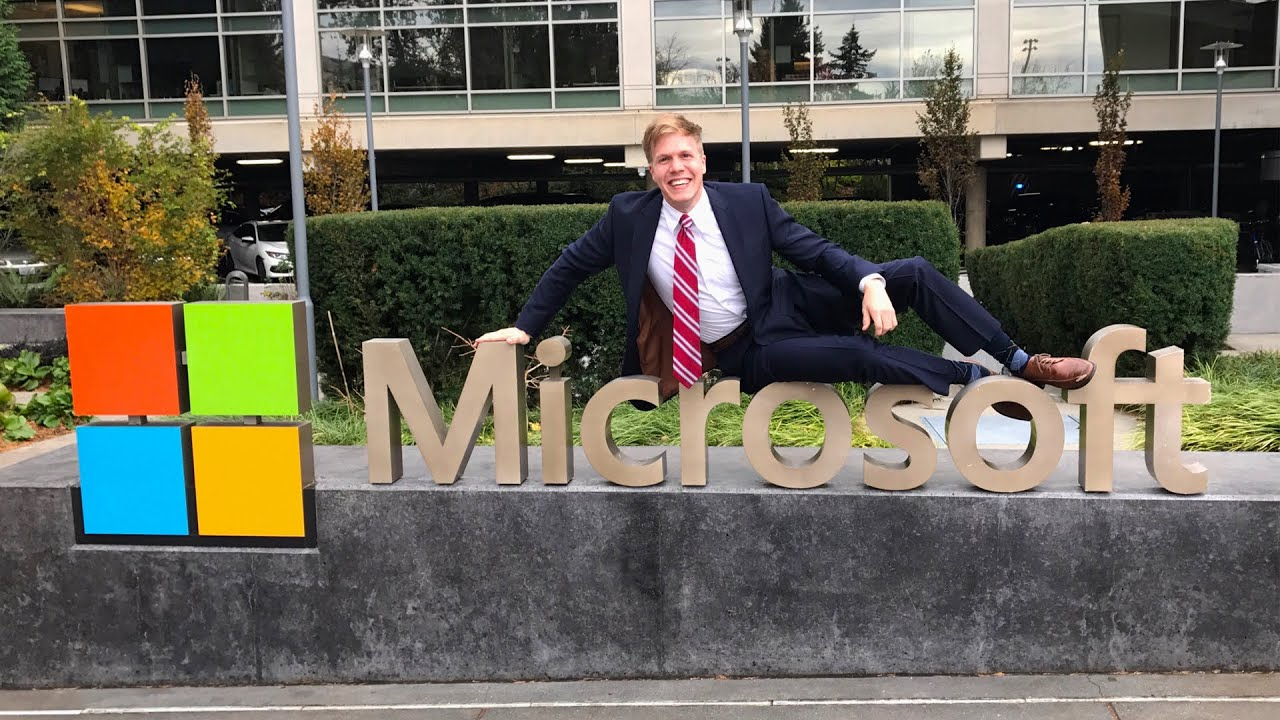 Microsoft Summer Internship!!