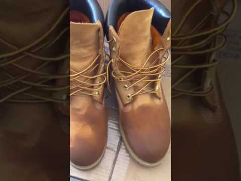 Timberland Boots Cleaning