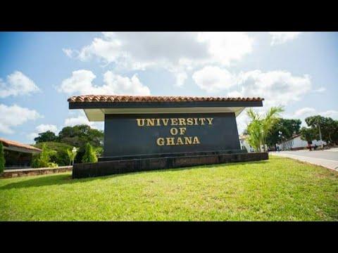 UNIVERSITY OF GHANA CAMPUS TOUR 2020| NANCY OWUSUAA