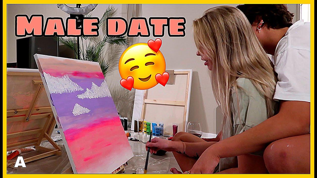 Bli med på male DATE + Chiquelle HAUL