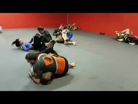 Icon lyon / grapplers69 - grappling du mercredi soir