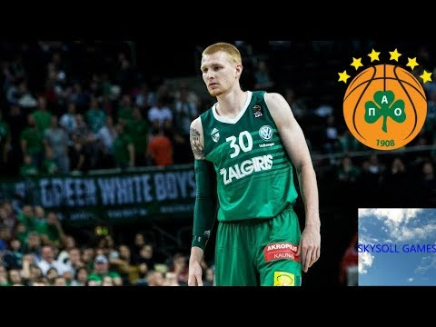 Aaron White 2019 ● Welcome To Panathinaikos ? ●  Best Career Highlights | HD