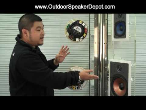 Osd Audio In Ceiling In Wall Speaker Grill Removal