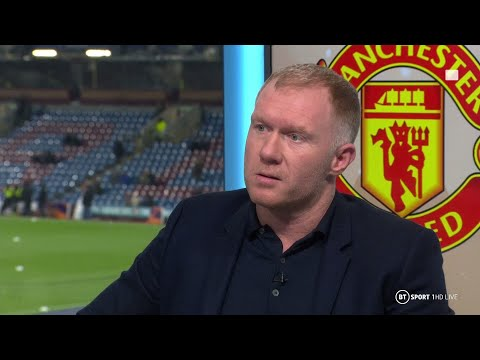 Scholes: Man Utd's front three is as good as any in Europe