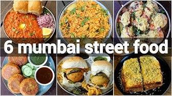 6 must try mumbai steet food recipes | bombay chaat recipes | स्वादिष्ट चाट रेसिपी