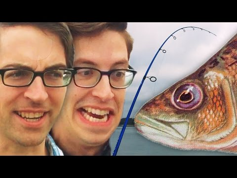 Thumbnail: Brothers Go Fishing For The First Time