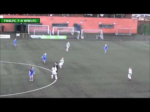 West Midlands Women's Premier League Highlights - The New Saints Ladies v Wrockwardine Wood Ladies