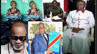 Combattante Marceline Mido à Kin dénonce Koffi Olomide & Sony Kafuta  contre Fatshi