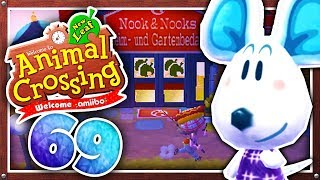 Dora, Die Mausora! 🐶 #69 [Staffel 5] • Let's Play Animal Crossing New Leaf