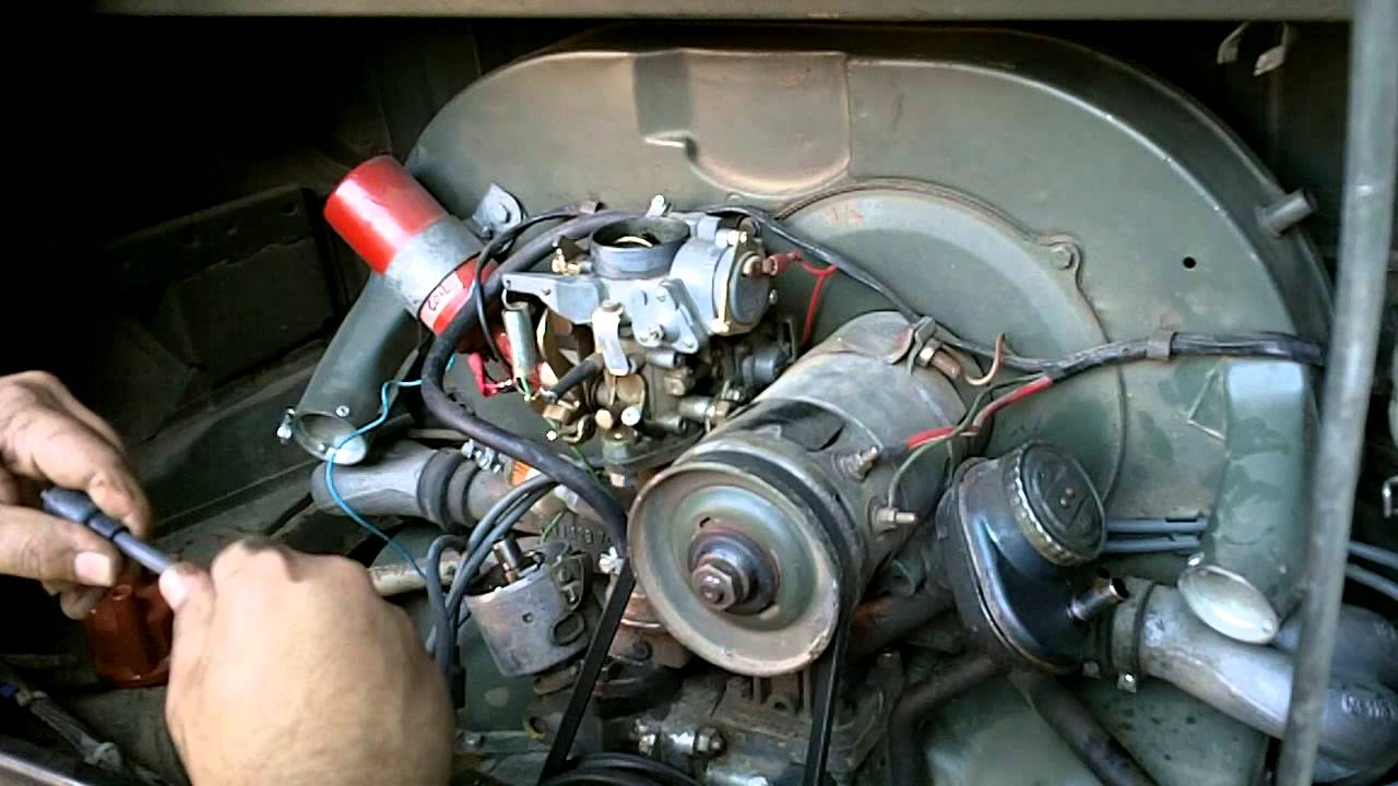 VWBeelte Sparkplug wires replacing in correct way  right order 1432  YouTube