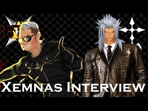 Interview With A Nobody - Xemnas from Kingdom Hearts