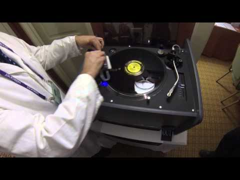 Keith Monks Discovery One Record Cleaning Machine