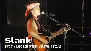 Terlalu Pahit - Slank   Live at Jakarta fair 2018 - JIExpo Kemayoran
