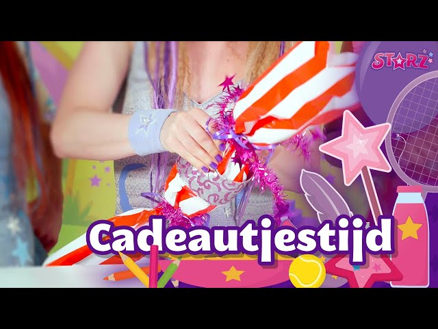 STARZ ★ #23 DE MAGISCHE CADEAUTJES BAL | CADEAUTJESTIJD ★ UNBOXING