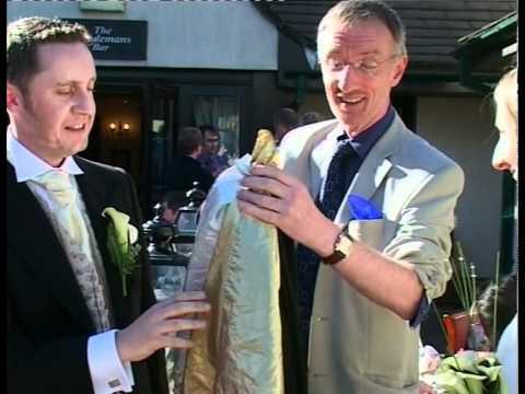 David Lancaster Magician  Weddings