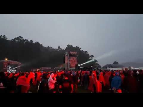 Se pospone la actuación de Slayer en el Resurrection Fest a causa del temporal