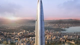 Top 10 tallest buildings in the world in 2020 - no towers in america!