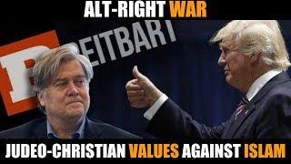 Trump's Alt Right Manifesto is War
