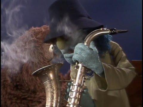 Muppets - Smoking saxophone 