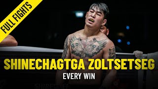 Every Shinechagtga Zoltsetseg Win | ONE Full Fights