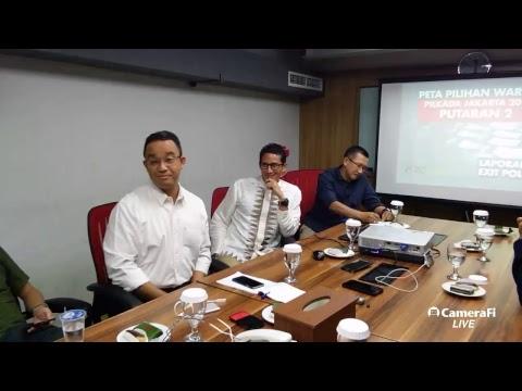 Tempo LIVE: Anies Baswedan Blakblakan kepada TEMPO