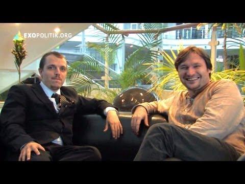 Alexander Benesch von Infokrieg.tv im Interview mit Robert Fleischer