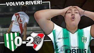 Banfield vs. River | Reaccion de un Hincha de Boca | Fecha 4 - Copa de la Liga Profesional | Joaco