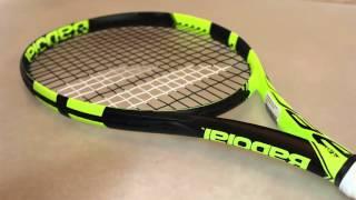Babolat Pure Aero Tennis Racket Review | Stringers
