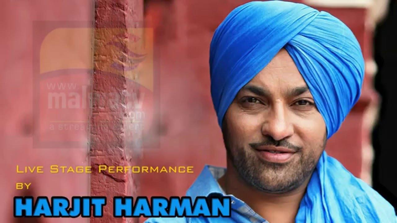 HARJIT HARMAN || LIVE at UMRA NANGAL MELA - 2015 || Full HD ||