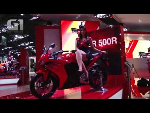 Honda CB 500 volta com nova geração ao Brasil 08.10.