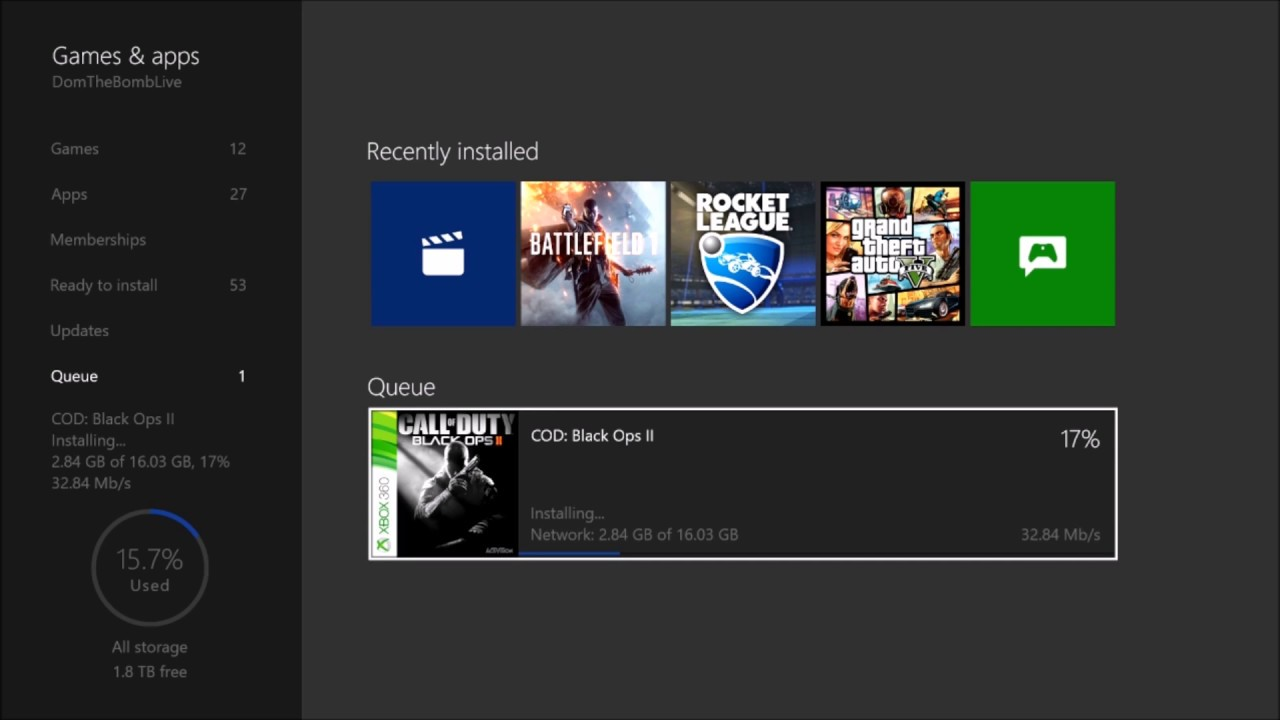 How To Download And Play Black Ops 2 On The Xbox One Playing