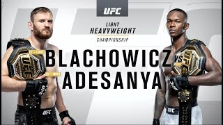 UFC 259: Jan Blachowicz vs Israel Adesanya Highlights